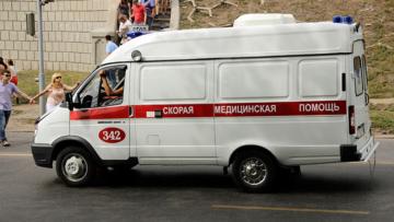 В Омске задержан мужчина, подозреваемый в нанесении телесных повреждений водителю скорой