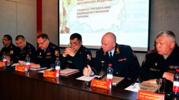 Илья Осипов принял участие в техсовете ГУВО Росгвардии