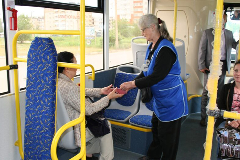 Волгоградский общественный транспорт может стать безопаснее
