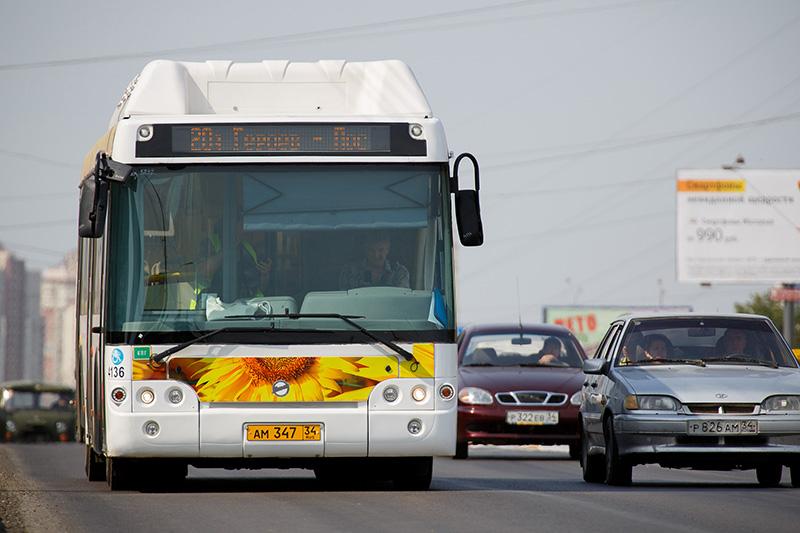 В Волгоградской области стартует пилотный проект по подключению общественного транспорта к системе вневедомственной охраны