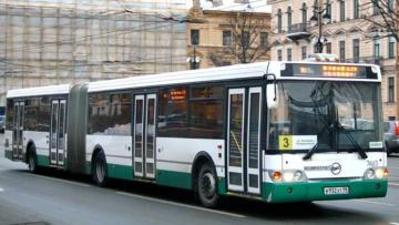 Росгвардия будет охранять порядок на пассажирском транспорте Петербурга