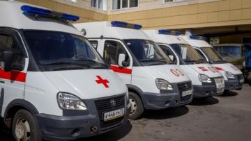 В Томске автомобили скорой помощи оборудованы кнопкой тревожной сигнализации