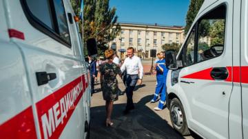 Росгвардейцы обеспечат безопасность бригад скорой помощи в Курске (видео)