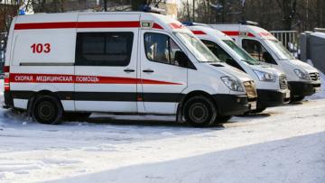Росгвардия охраняет скорые в Иркутске (видео)