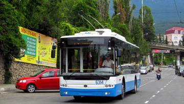 Севастополь присоединится к эксперименту по охране автобусов и троллейбусов Росгвардией