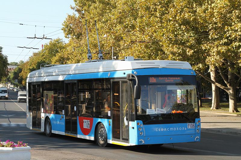 В Севастополе создают централизованную систему охраны общественного транспорта