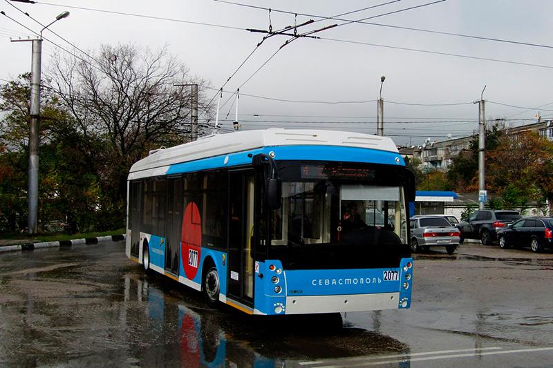 Общественный транспорт Севастополя возьмет под охрану Росгвардия