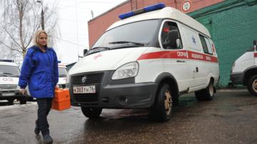 37 автомобилей скорой Ярославля оборудованы кнопками экстренного вызова сотрудников Росгвардии (видео)