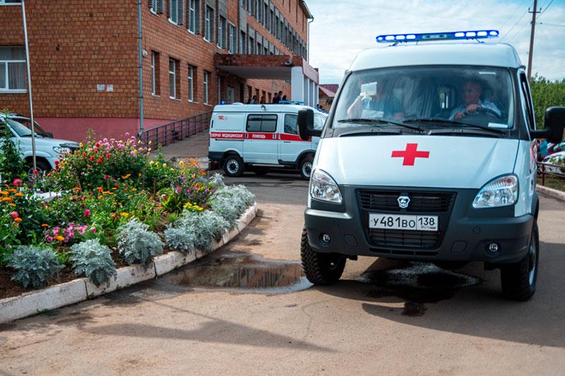 В Иркутске сотрудники вневедомственной охраны задержали мужчину, напавшего на врачей скорой помощи