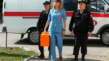 Росгвардейцы пресекли противоправные действия в отношении медицинских работников в Омске