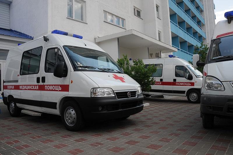 ГардИнфо: Автомобили скорой помощи оборудовали кнопкой тревожной сигнализации вневедомственной охраны Росгвардии