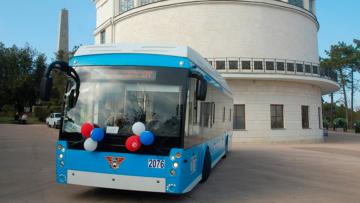 Росгвардия возьмет под охрану общественный транспорт Севастополя