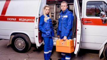 В Курске до конца года все «скорые» оборудуют «тревожным кнопками»