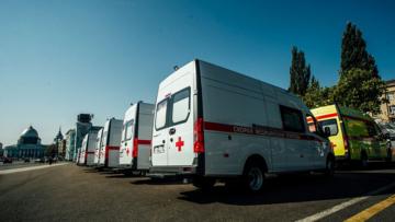 Телерадиокомпания «Сейм»: Курские машины скорой помощи оснащают тревожными кнопками (видео)