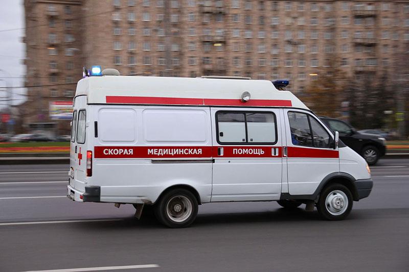 В Курске пациент напал с топором на бригаду «скорой»