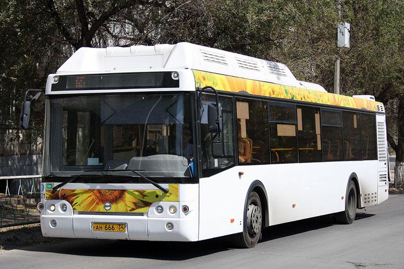 В автобусах Волгограда установят кнопки тревожной сигнализации (видео)