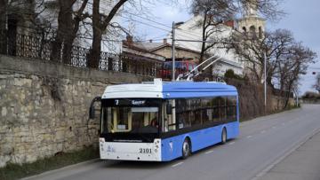Благодаря «тревожной» кнопке Росгвардии в Севастополе пресечен факт нарушения правопорядка в общественном транспорте
