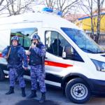 Росгвардия обеспечит охрану бригад скорой помощи Республики Крым