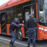 В Волгограде благодаря тревожной кнопке Росгвардии пресечено правонарушение на общественном транспорте
