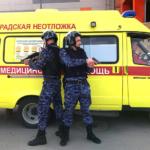 Волгоградским телезрителям рассказали о пилотном проекте росгвардии, направленном на обеспечение безопасности общественного транспорта (видео)