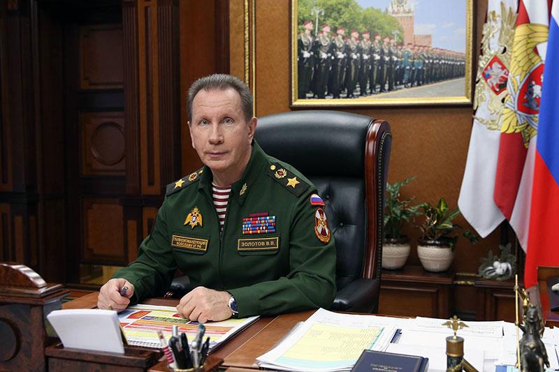 Виктор Золотов: вопросы безопасности требуют профессионализма и компетенции. Из интервью ТАСС