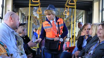 Безопасность пассажиров и работников Горэлектротранса взяла под контроль Росгвардия