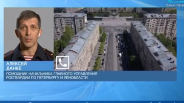 Росгвардия обеспечит безопасность пассажиров и работников Санкт-Петербургского Горэлектротранса (видео)