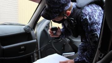 В Карелии росгвардейцы задержали подозреваемых в похищении автомобиля