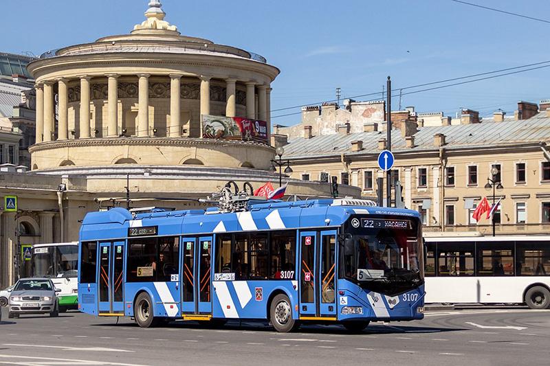 Росгвардия обеспечит безопасность пассажиров и работников Санкт-Петербургского Горэлектротранса