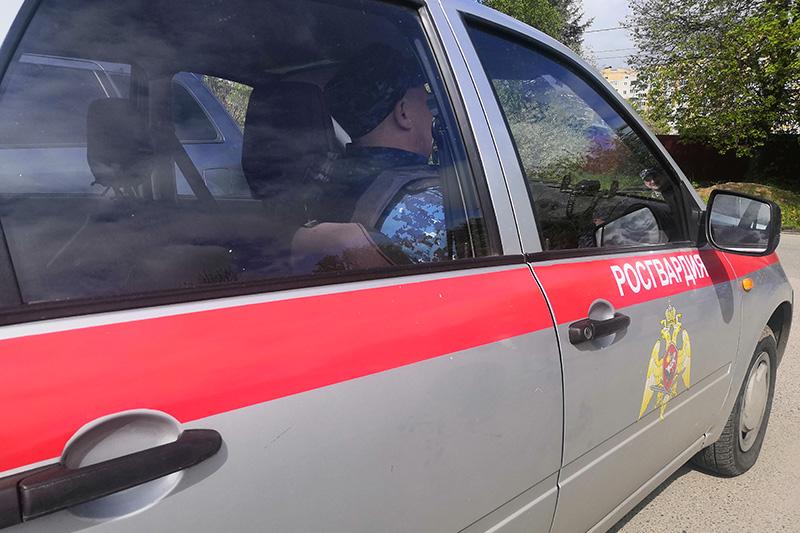 Во Владимирской области сотрудники Росгвардии пресекли попытку автоугона