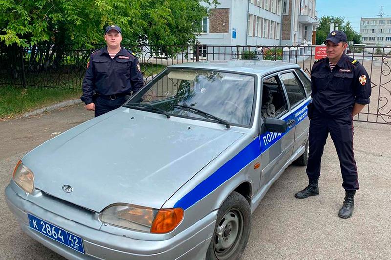 Сотрудники Росгвардии в Кемерове задержали подозреваемого в нападении на медиков скорой помощи