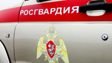 В Волгоградской области росгвардейцы задержали подозреваемого в попытке угона транспортного средства