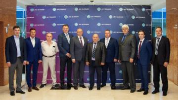 АО «ГЛОНАСС» и Росгвардия прорабатывают возможность сотрудничества в сфере безопасности на общественном транспорте