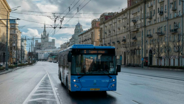 Водители автобусов могут получить право вызывать Росгвардию кнопкой SOS