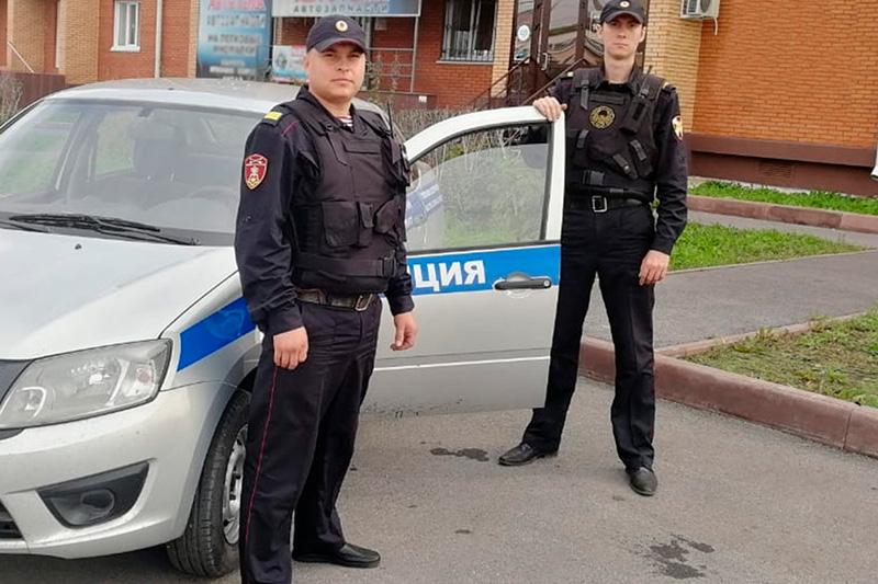Сотрудники Росгвардии вернули жительнице Кузбасса угнанный автомобиль