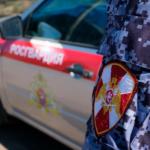 В Туле росгвардейцы задержали подозреваемого в попытке угоне автомобиля
