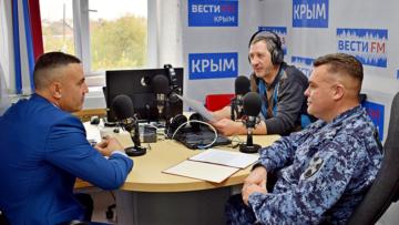 В текущем году росгвардейцы более 60 раз отреагировали на сигналы «тревожных» кнопок карет скорой помощи Крыма