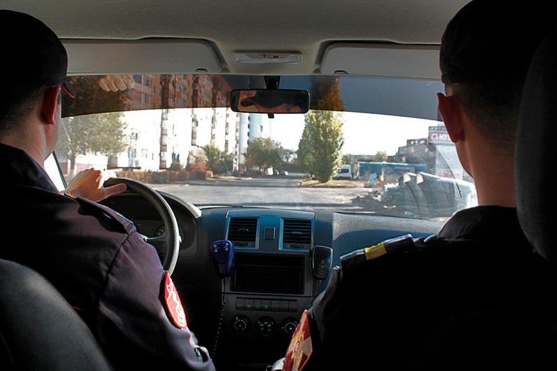 В Смоленской области сотрудники Росгвардии пресекли попытку автоугона