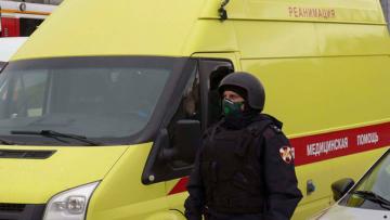 С начала года в Кузбассе Росгвардия взяла под охрану 42 объекта здравоохранения