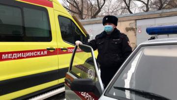 За прошедший год омские бригады медиков более 250 раз обращались за помощью к росгвардейцам