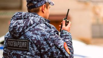 В Москве сотрудники Росгвардии задержали угонщика автомобиля каршеринга
