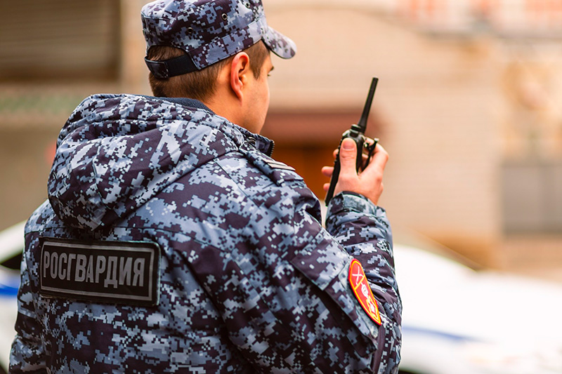Нарядом вневедомственной охраны Росгвардии в Нижегородской области задержан подозреваемый в угоне автомобиля