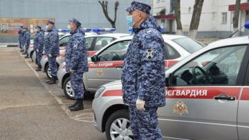 В Кузбассе при участии Росгвардии пресечена кража транспортного средства