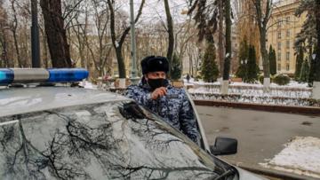 Наряд вневедомственной охраны Росгвардии в Воронежской области задержал подозреваемых в угоне автомобиля