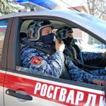 В Вологде росгвардейцы задержали автоугонщика
