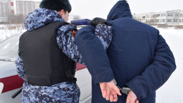 В Нижнем Новгороде росгвардейцы задержали двух мужчин, пытавшихся завладеть чужим автомобилем