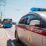 «Транспорт Верхневолжья» совместно с Росгвардией усилили контроль за порядком в общественном транспорте