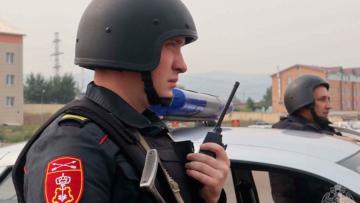 Росгвардейцы задержали угонщика авто, устроившего пьяную езду по улицам Тяжина